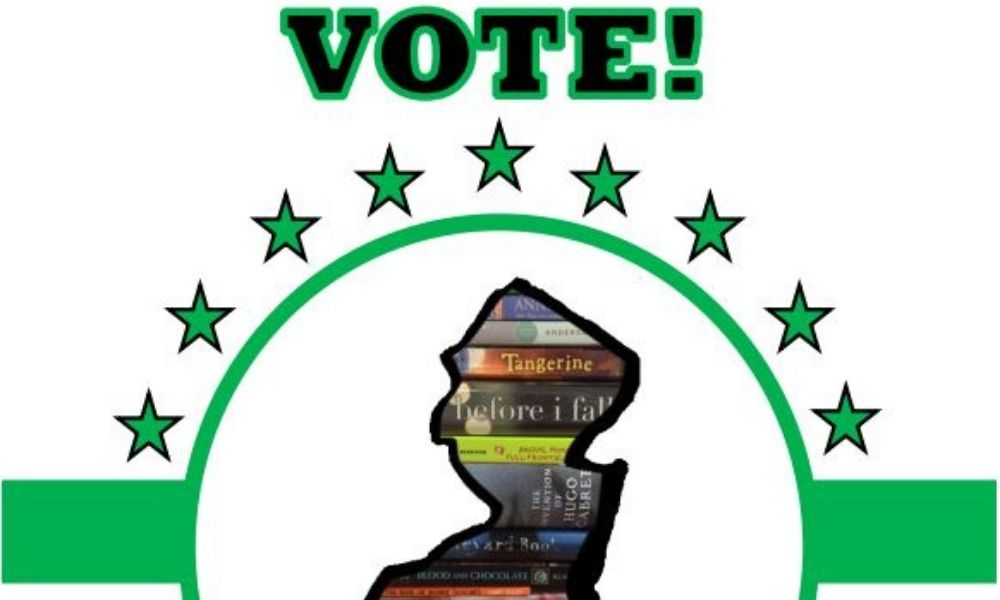 Vote for your favorite book of 2020!
