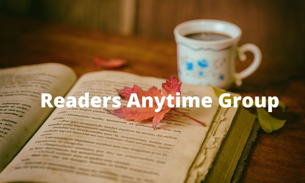 Join our new reading club!