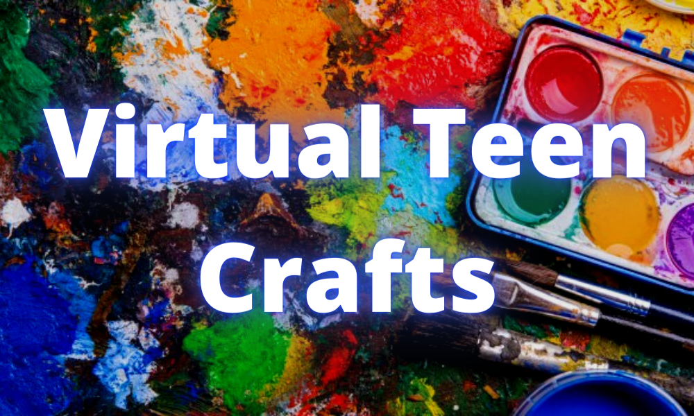 Make a great arts & crafts project with our Young Adult Librarians!
